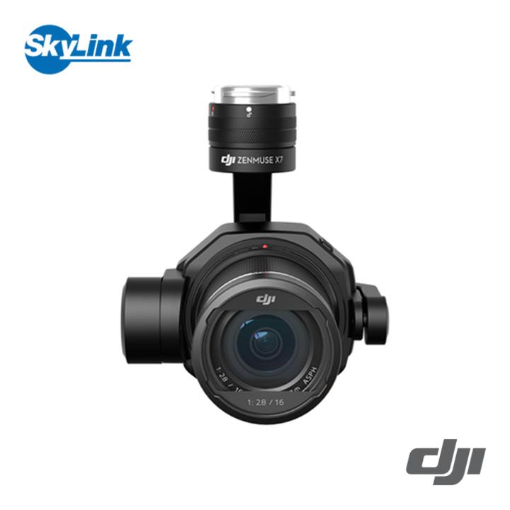 DJI Zenmuse X7 カメラ (レンズなし) 国内正規品 送料無料
