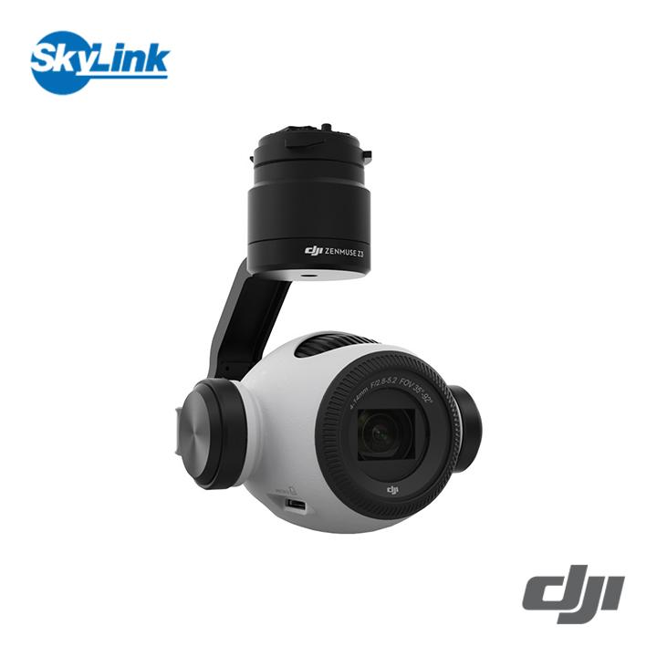 DJI Zenmuse Z3【送料無料】光学3.5倍ズーム 4Kカメラ