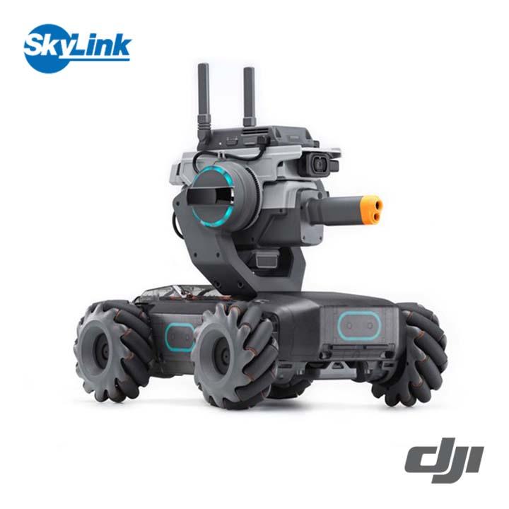 RoboMaster S1 DJI プログラミング ラジコンカー 電動 ロボット カメラ付き ロボマスター 送料無料