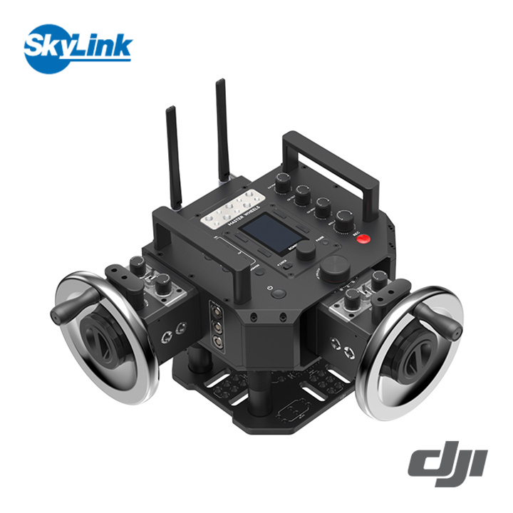 Master Wheels 2-Axis DJI