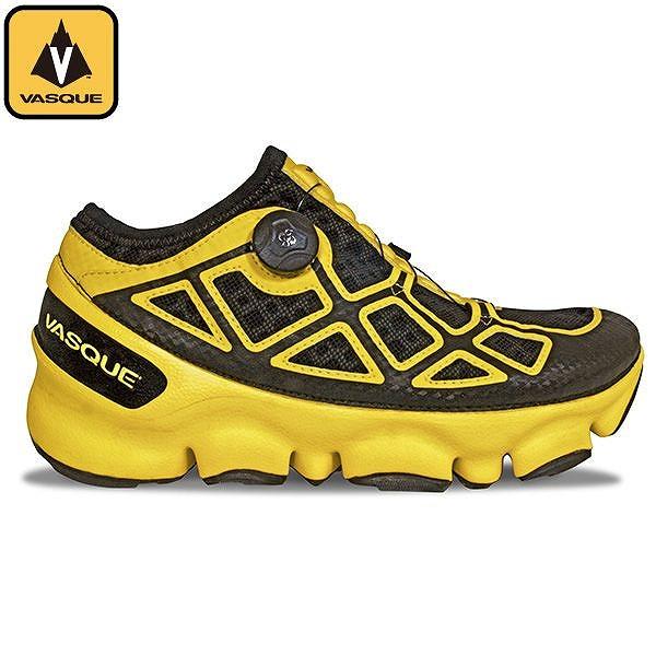 【VASQUE/バスク】 Shape Shifter Ultra Mens Yellow / シェイプシフター メンズ イエロー 【P25Apr15】