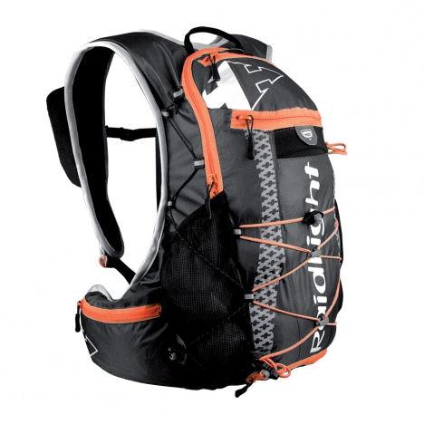 【RaidLight/レイドライト】Trail XP14(Black/PIMENT) / トレイルエックスピー14 (ブラック) トレイルランニングリュック