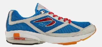 Newton Men's Neutral Performance Trainer / ニュートン メンズ ニュートラル パフォーマンス トレイナー ランニング シューズ 【シアンxレッド】 【ロードランニング 対象商品】 【靴】 【P25Apr15】