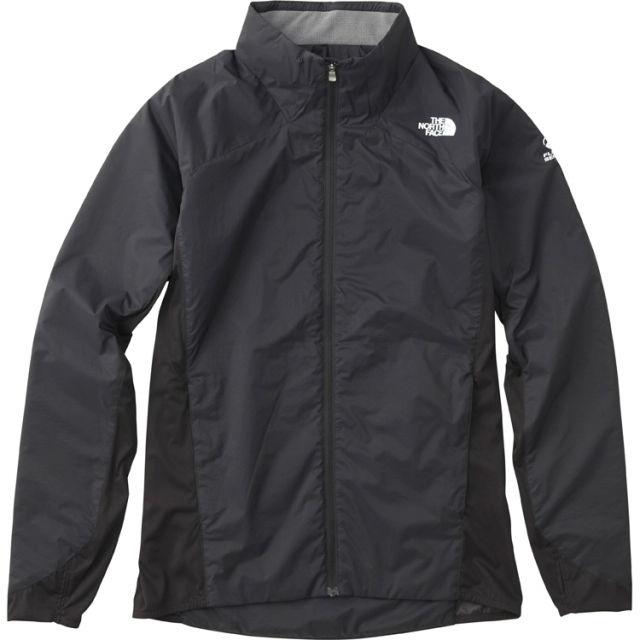 TNF ベントリックストレイルジャケット (ブラック)