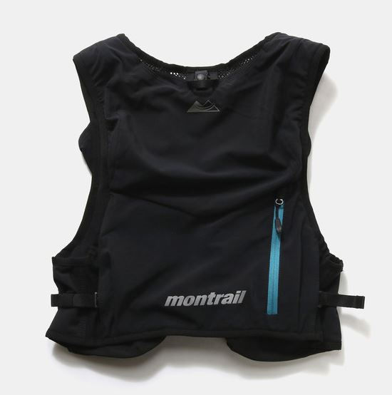 Colombia Montrail ルインパルスベスト7 (ブラックモスグリーン)