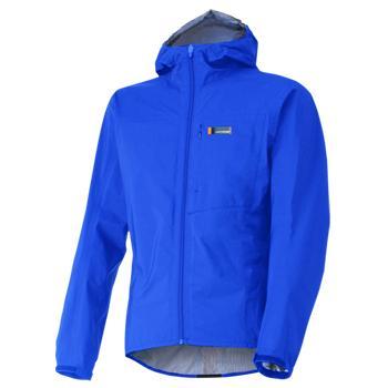 【ONYONE/オンヨネ】 Lite Shell W/P Jacket BluexBlack / ライトシェル防水ジャケット ブルーxブラック