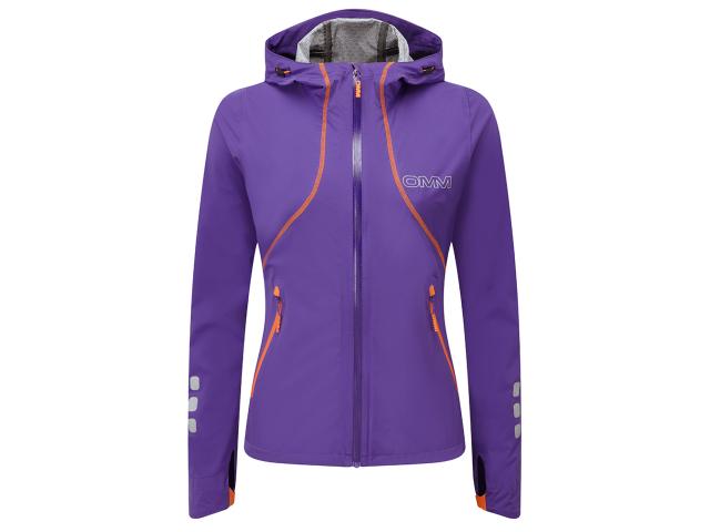 【OMM/omm/オリジナルマウンテンマラソン】Womens Kamleika Jacket 2017FW NEW Model(Purple) / レディース カムレイカ レース ジャケット 2017FW (パープル)