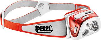 【PETZL/ペツル】 Reactik+ Coral Head Light / リアクティックプラス コーラル ヘッドライト