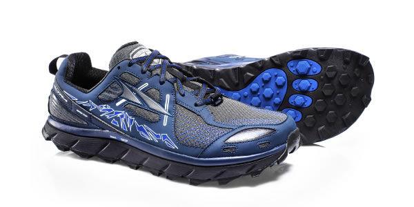 ALTRA ローンピーク 3.5 メンズ トレイルランニング シューズ (ブルー)