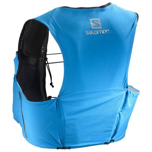 【SALOMON/サロモン】S-LAB Sense Ultra 5 (blue)/ エスラボ センスウルトラ5L トレイルランニングパック