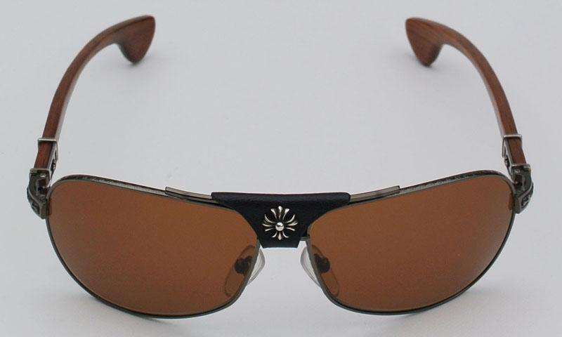 THE BEAST I MAHOGANY chrome hearts sunglasses