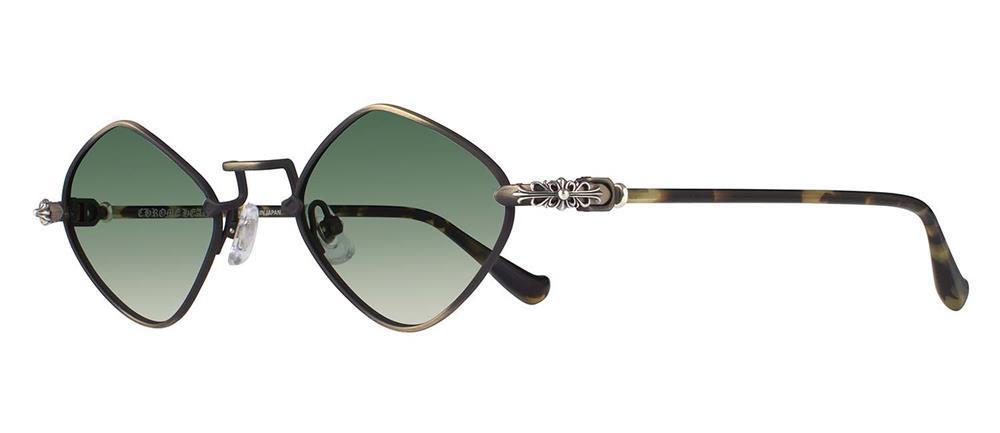 CHROME HEARTS DIAMOND DOG chrome Hertz sunglasses