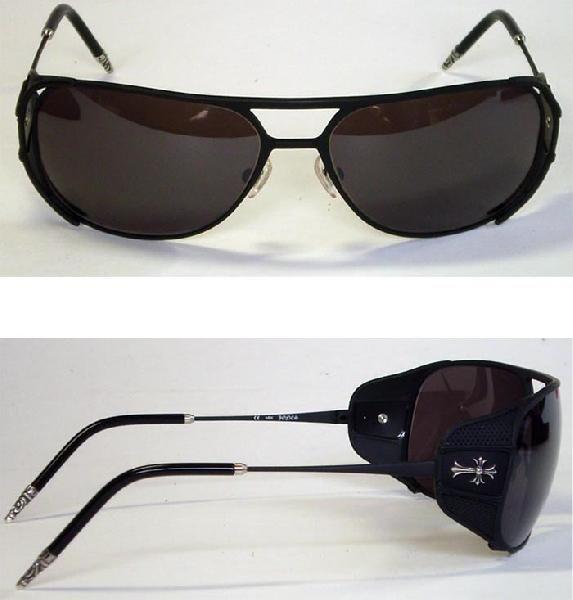 Chrome hearts sunglasses JONES BLACK