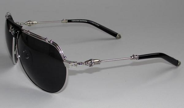 791460063fea SKYTREK  KUFANNAW II shine silver chrome hearts sunglasses