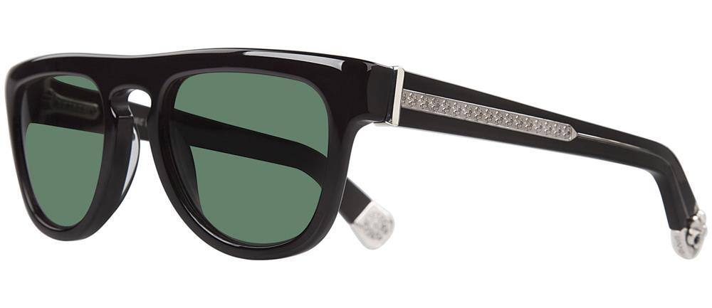 8fbd77ab01e SKYTREK  ALL YOU CAN EAT chrome hearts sunglasses Black