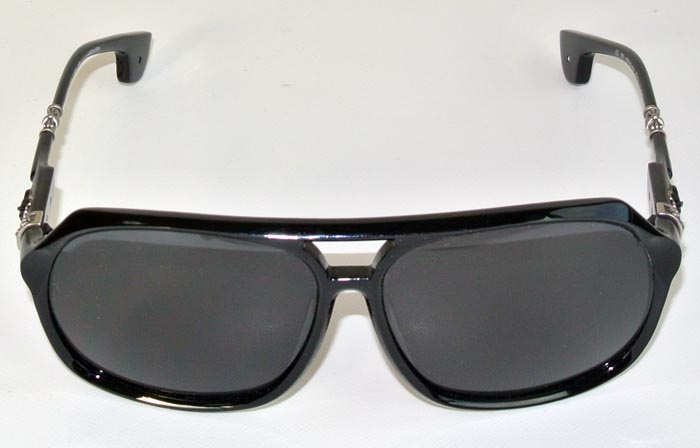 BOX LUNCH chrome hearts sunglasses