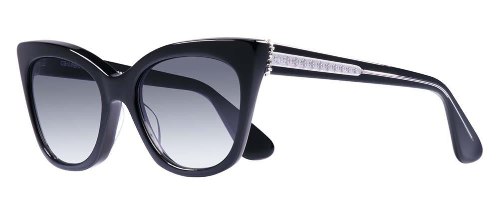 CHROME HEARTS GLITTER GOO II BLACK 53-19-145 クロムハーツ サングラス 2020 Eyewear Glasses