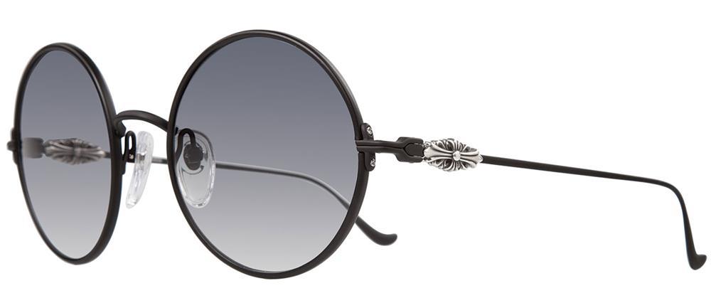 OVARYEASY Matte Black - Plastic クロムハーツ サングラス