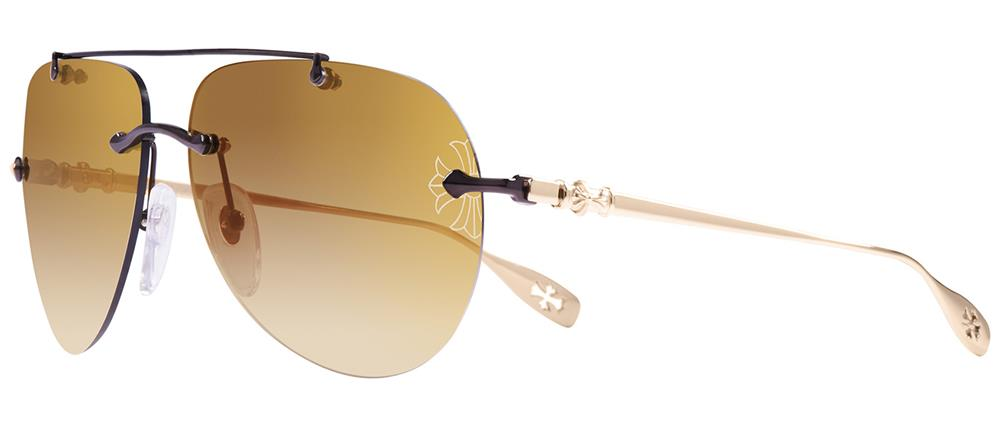 788b58a51d0a4 SKYTREK  Chrome hearts sunglasses CHROME HEARTS STAINS V (60 ...
