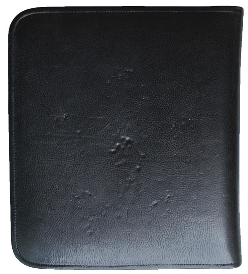 铬的心掐丝交叉组合铬照片专辑黑色皮革花丝跨