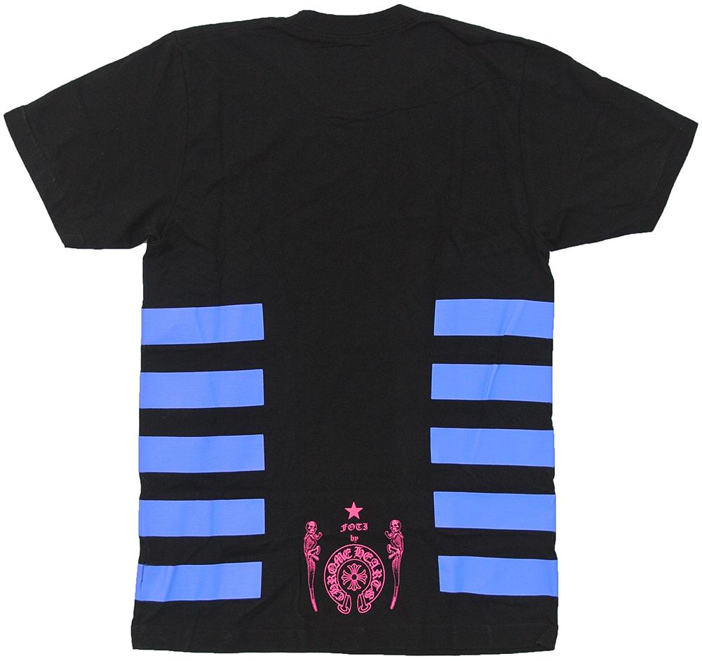 CHROME HEARTS FOTI HALF SLEEVE T-SHIRT クロムハーツ FOTI 半袖Tシャツ 新作 ブラック
