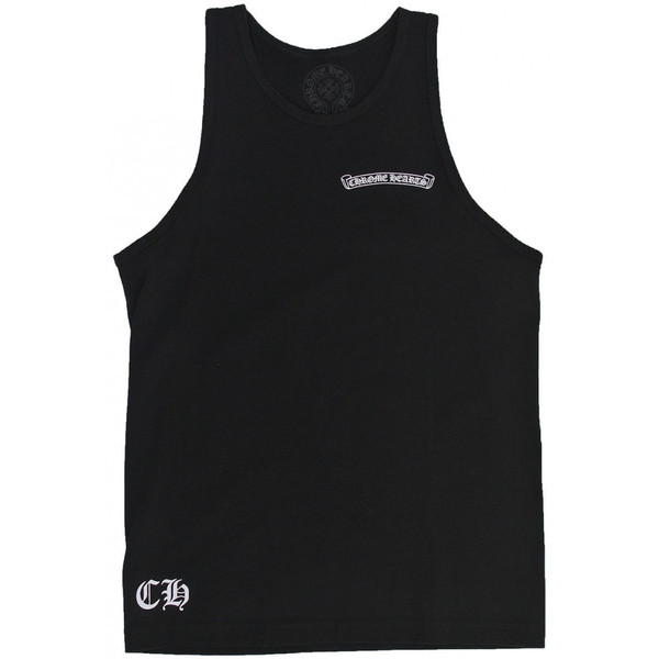 4e23269dd8a23 SKYTREK  CHROME HEARTS TANK TOP CH PLUS chrome Hertz men tank top CH ...