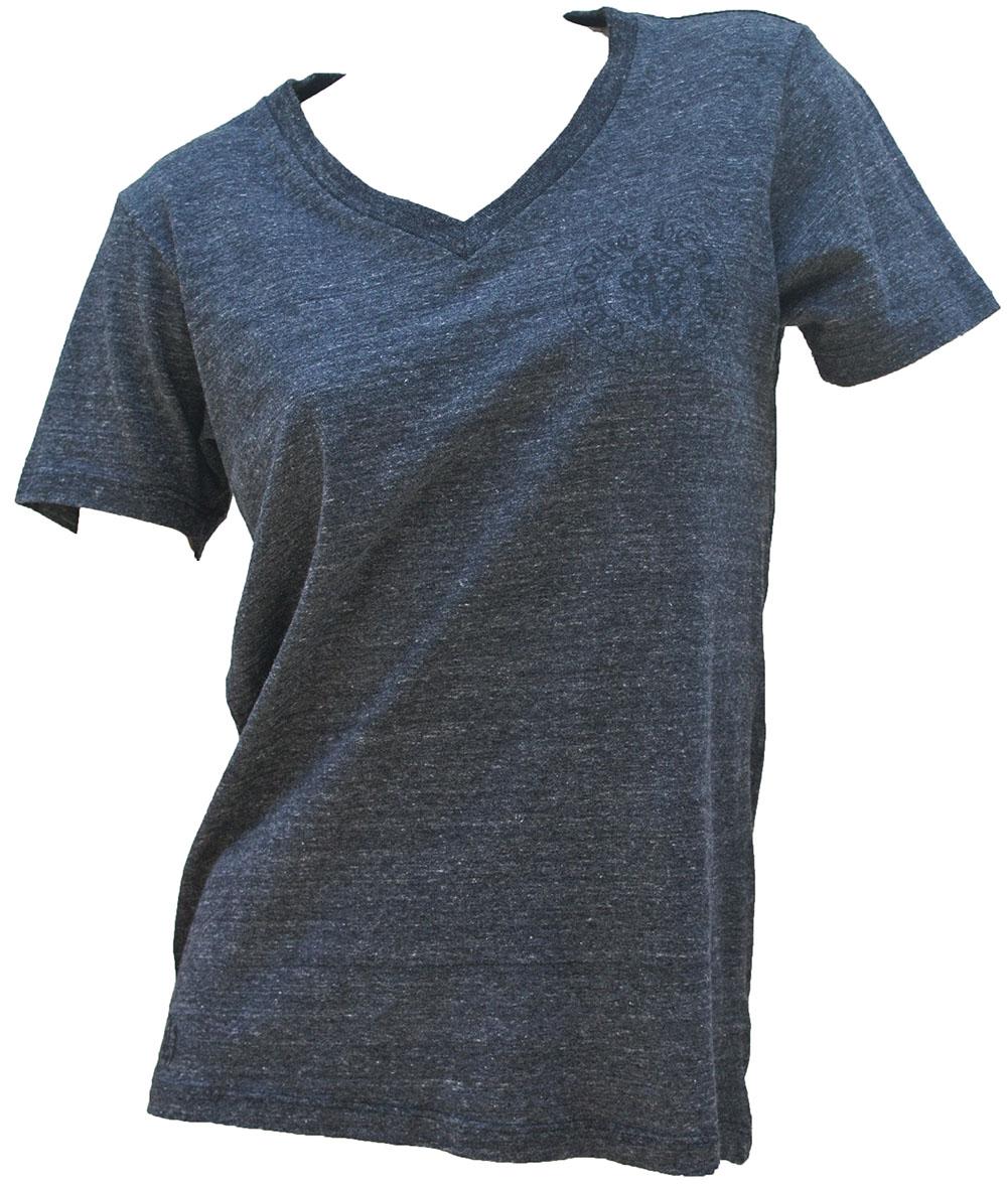CHROME HEARTS LADIES T-SHIRT USA クロムハーツ レディース 半袖Tシャツ USA【中古】