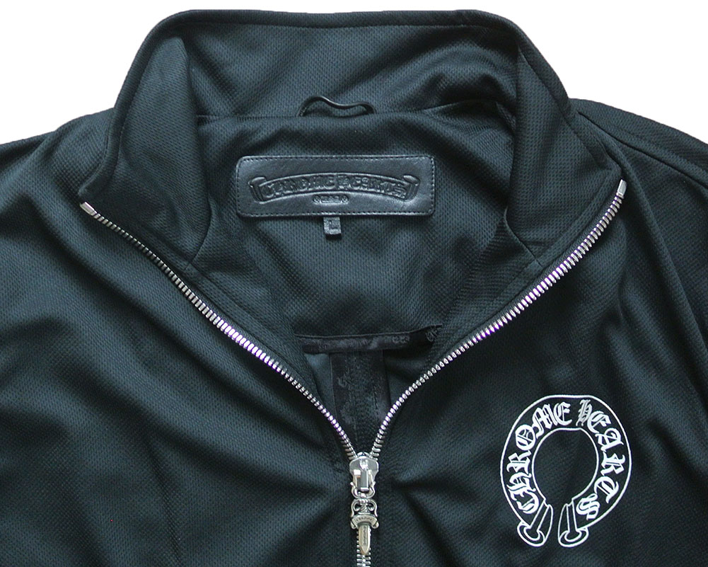 aed5266d9ad7 SKYTREK  CHROME HEARTS TRACK JACKET