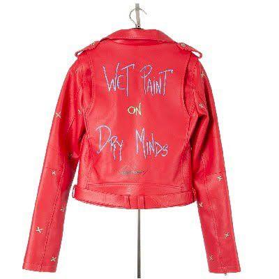 CHROME HEARTS LADIES JACKET PETE PUNK クロムハーツ レディースジャケット PETE PUNK OFFSPRING DETAIL