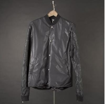 クロムハーツ メンズ FLURIES ジャケット  POLY コットンカシミア カフ セメタリークロス