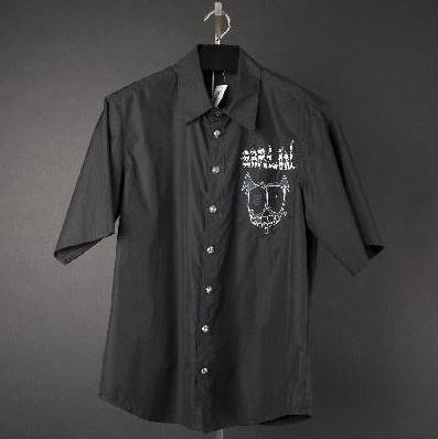 クロムハーツ メンズ PPO コットン LOOSE ENDS Tシャツ V:PETE PUNK