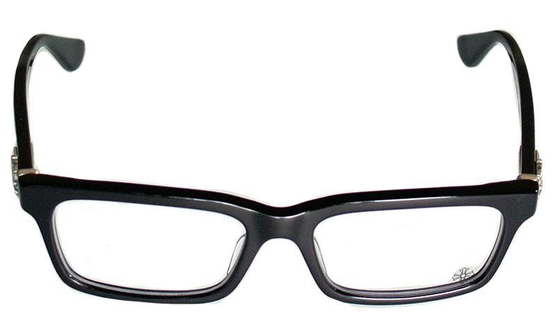 Chrome Hearts RUMPLEFORESKIN-A BLACK eyewear