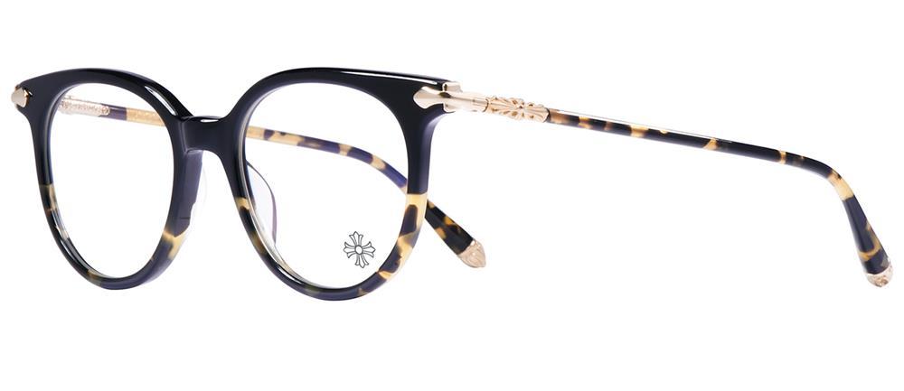 铬的心蓝莓松饼铬心眼镜眼镜