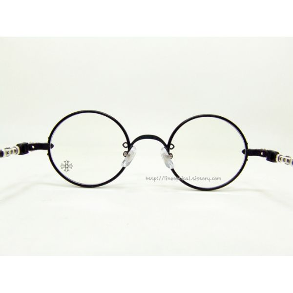 CHROME HEARTS WOLFY-A 45 MATTE BLACK铬赫茨WOLFY-A 45眼罩MATTE BLACK