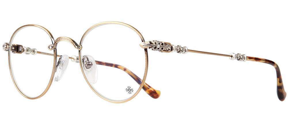 CHROME HEARTS BUBBA - A クロムハーツ アイウェア 眼鏡