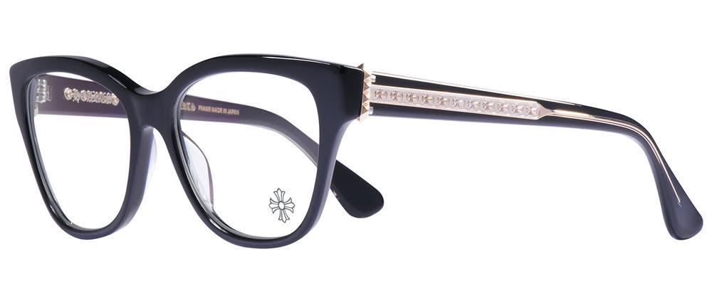 b785b8f093c SKYTREK  CHROME HEARTS FRESHIE BLACK eyewear