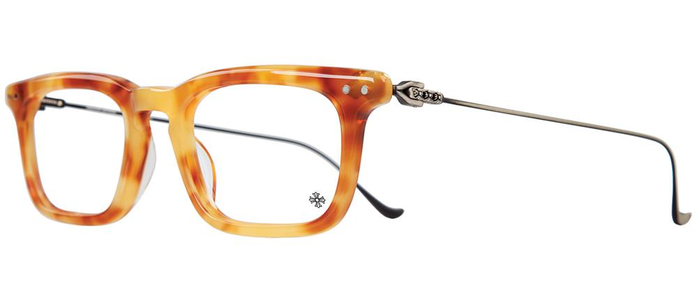 GASH chrome hearts eyewear Black