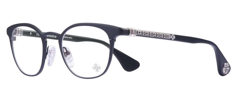 CHROME HEARTS GROWLER II Matte Black-Matte Black-Plastic 48-21-144 クロムハーツ アイウェア 眼鏡