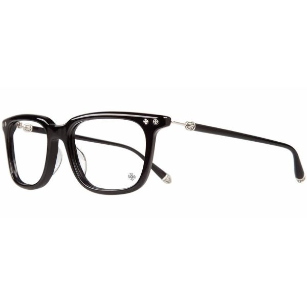 dd71eb6ca908 SKYTREK  BIG RICKY BLACK 51-17-145 chrome hearts eyewear eyewear ...
