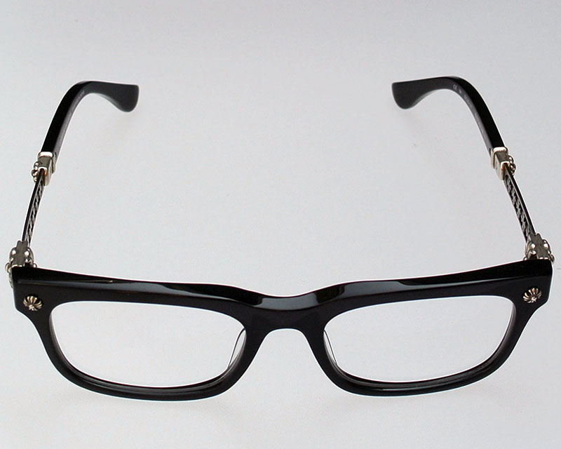 INSTABONE II chrome hearts eyewear Black
