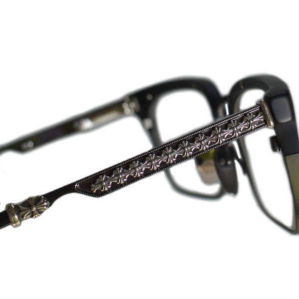 SEE U NEXT TUESDAY MATTE BLACK/MATTE GUNMETAL chrome Hertz eyewear glasses