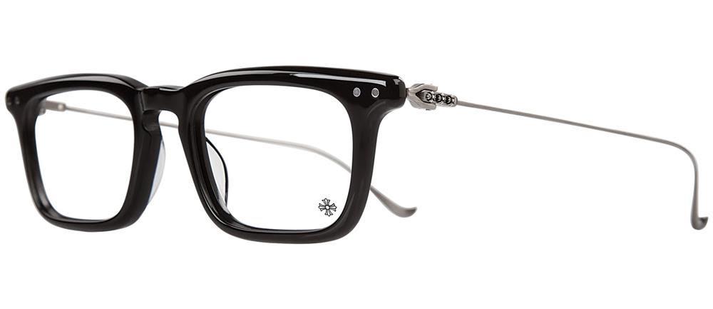 CHROME HEARTS GASH BLACK 50-20-142 クロムハーツ アイウェア 眼鏡