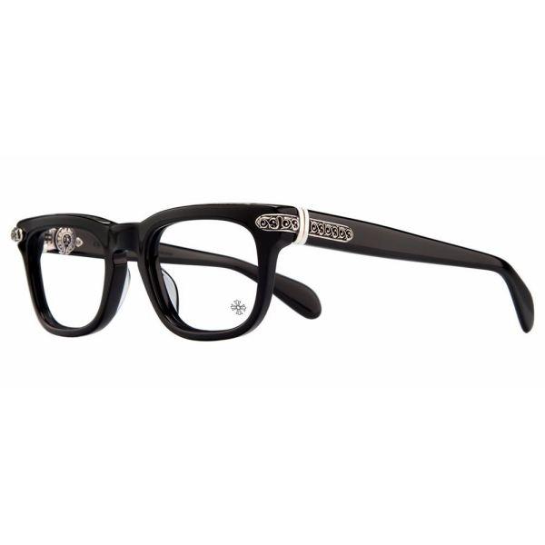 3c0fead2c35 SKYTREK  CHROME HEARTS AR69-50 BLACK eyewear