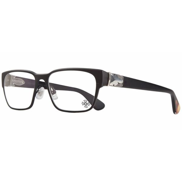 CHROME HEARTS GAG'N EYEWEAR MATTE BLACK铬赫茨GAG'N眼罩垫子黑色