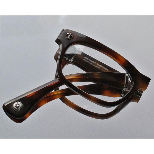 52-20-145 奶油糖果乌龟 DROOLIN 哑光铬心眼镜眼镜