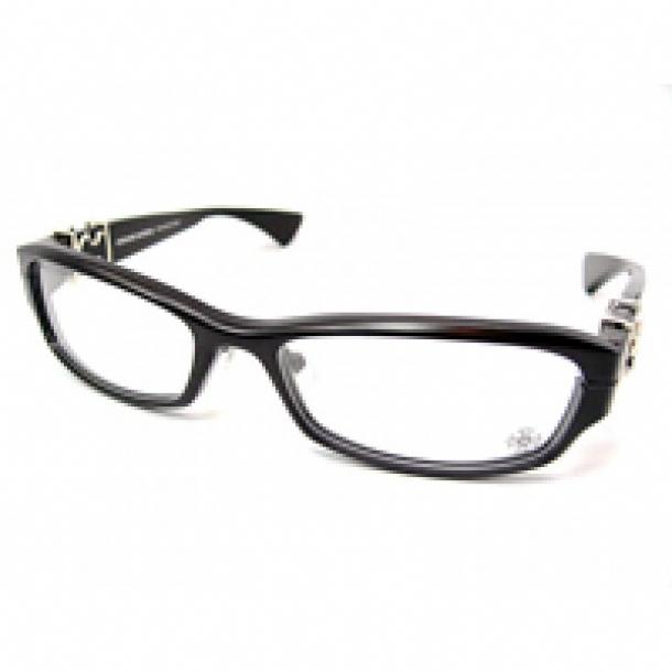 FISH MITTEN chrome hearts sunglasses and eyewear clear/black