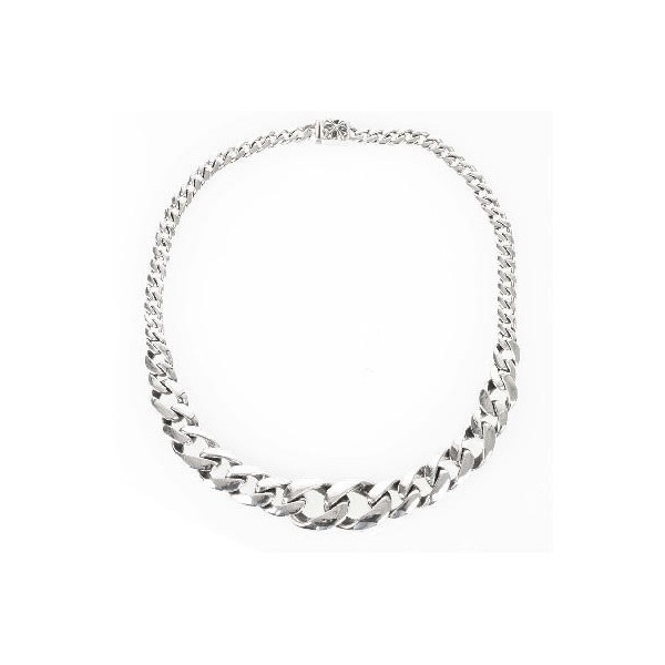 CHROME HEARTS TRPD CLASSIC LINK NECKLACE クロムハーツ TRPD クラシックリンク ネックレス CH X BOX CLOSURE