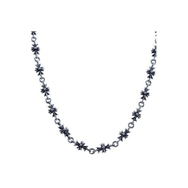 CHROME HEARTS TINY E CH PLUS NECKLACE クロムハーツ タイニーE CHプラス ネックレス 20インチ