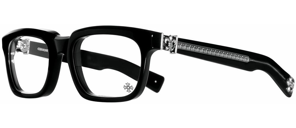 96c777dd727c SKYTREK  CHROME HEARTS SEE YOU IN TEA EYEWEAR BLACK
