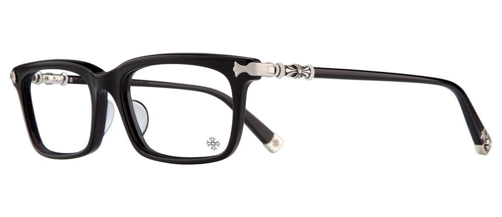 FUN HATCH-A BLACK 54-18-148 chrome hearts eyewear eyewear